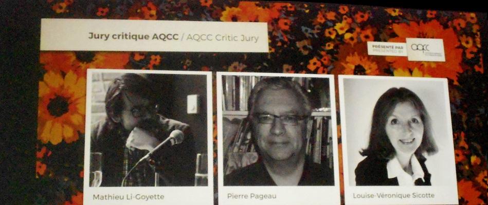 REGARD : Présence de l'AQCC à Chicoutimi
